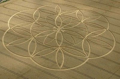 Sacred Geometry Crop Circles