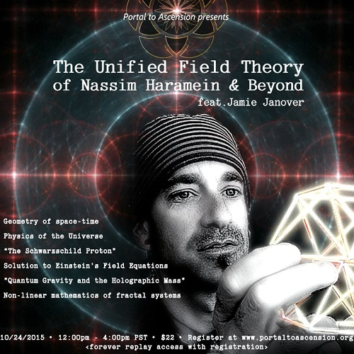 The Unified Field of Nassim Haramein & Beyond