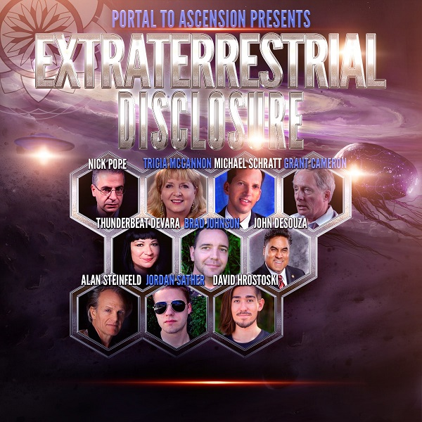 Extraterrestrial Disclosure 2 Day Summit 2018
