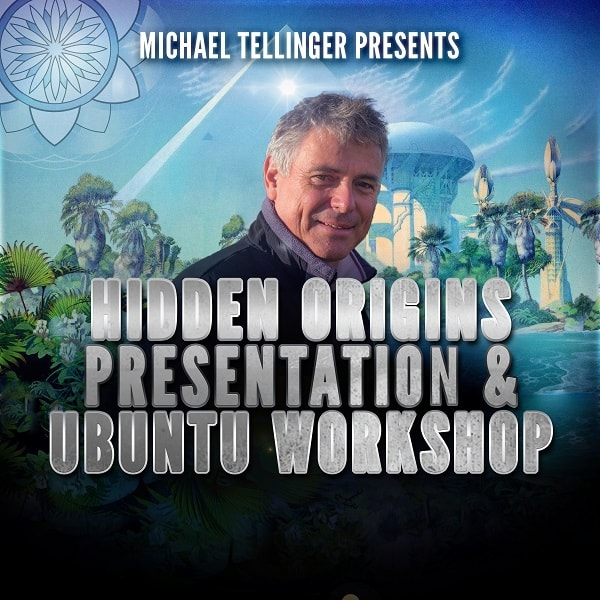 Michael Tellinger: UBUNTU Workshop LIVESTREAM