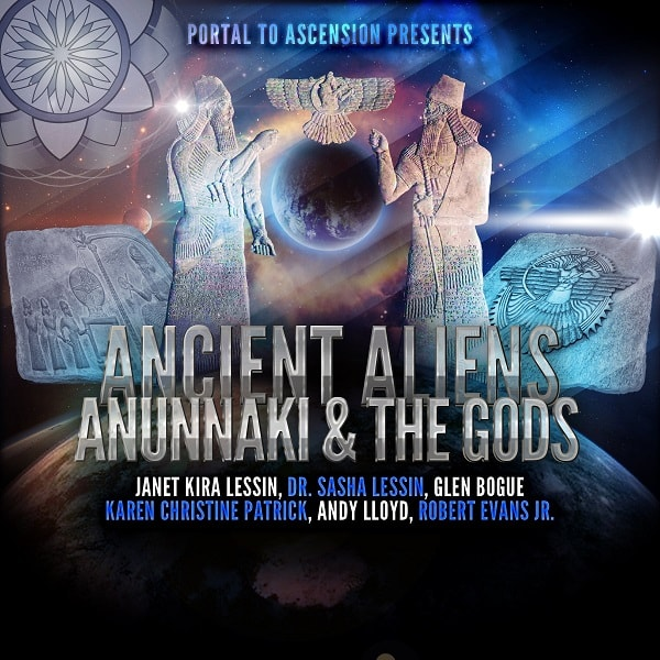 Ancient Aliens, Anunnaki & The Gods