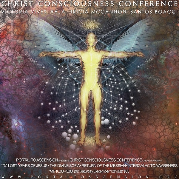 Christ Consciousness Online Conference