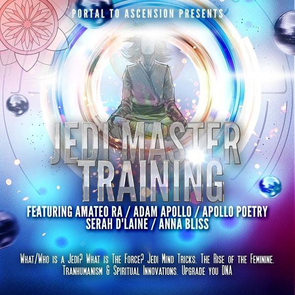 Jedi Master Training Intensive