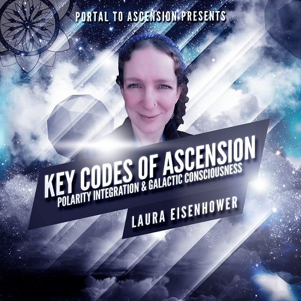 Laura Eisenhower: Ascension, Integration & Galactic Consciousness