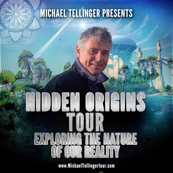 Michael Tellinger: Hidden Origins Livestream 2019