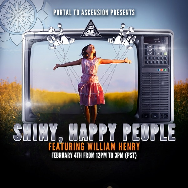William Henry Shiny Happy People