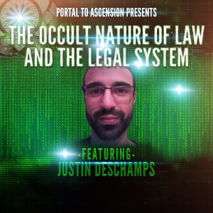 Justin Deschamps Occult Stillness in the Storm