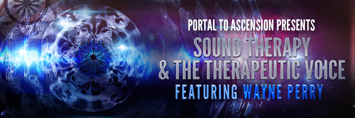 Sound Therapy & The Therapeutic Voice