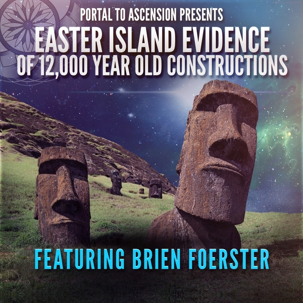 Easter Island Evidence Of 12,000 Year Old Constructions