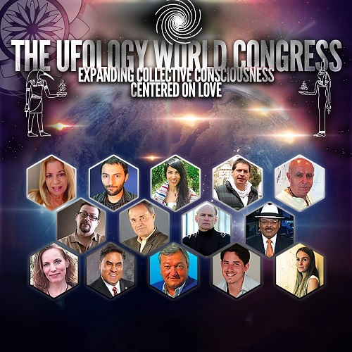 The Ufology World Congress | Barcelona Livestream (English)