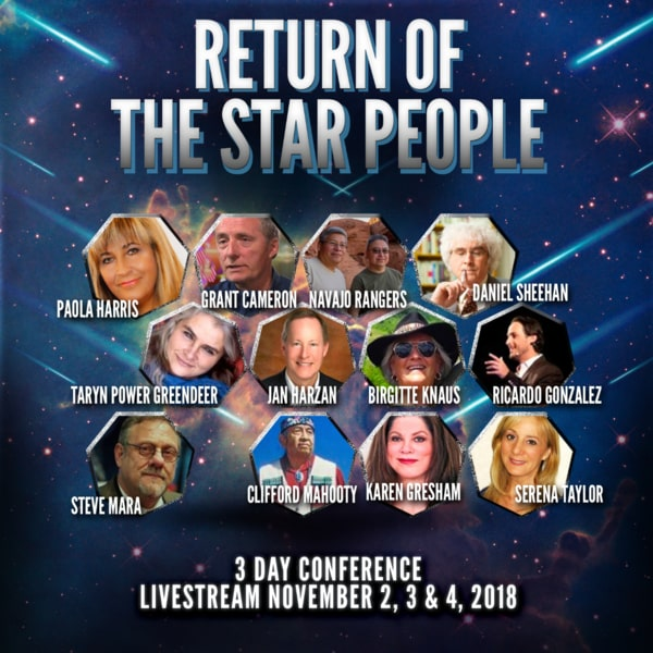 Starworks Conference: Return of the Star People | Livestream