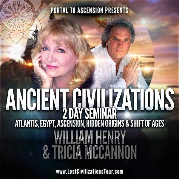 2 Day Lost Civilizations Tour : William & Tricia in Atlanta