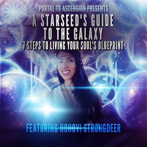 Honovi Strongdeer: A Starseed's Guide to the Galaxy