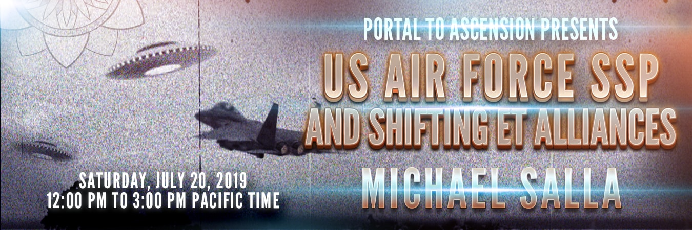 Michael Salla: US Air Force SSP and Shifting ET Alliances