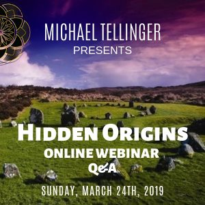 Michael Tellinger Hidden Origins