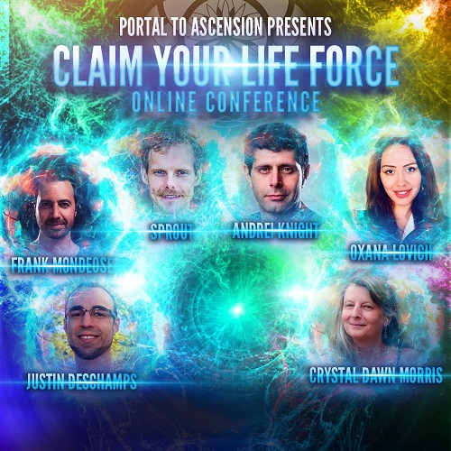 Claim Your Life Force Online Conference