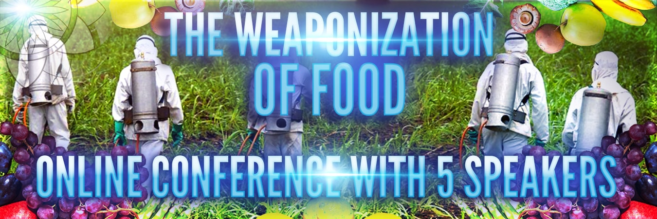 The Weaponization of Food Online Conference