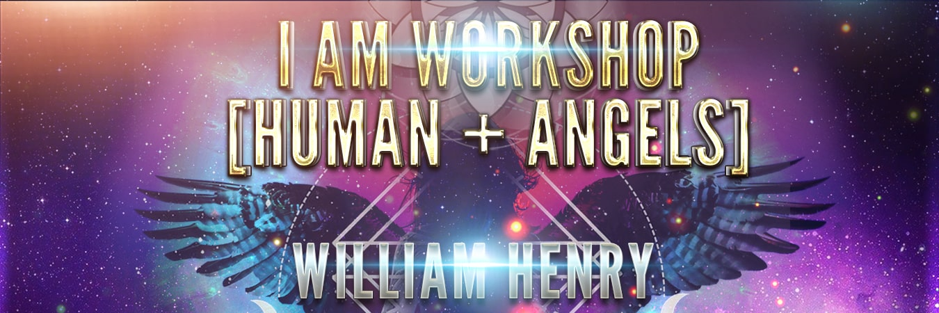 William Henry: Awakening I AM+ Online Workshop