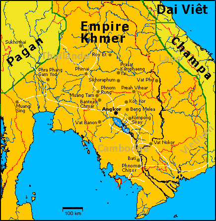 Khmer Empire Lost City