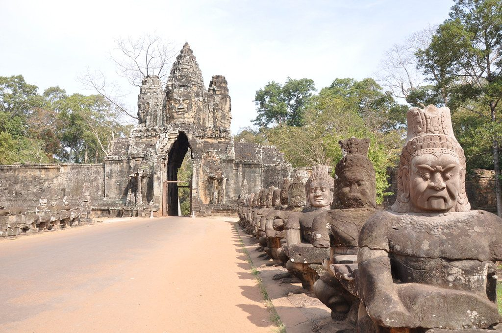 Angkor Wat Lost City Cambodia