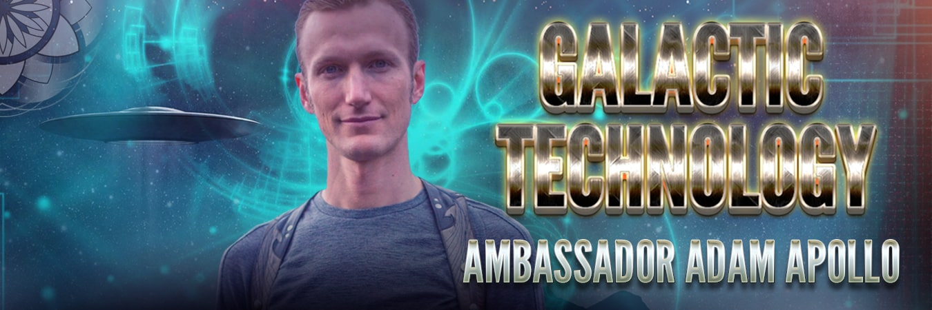 Ambassador Adam Apollo: Galactic Technology