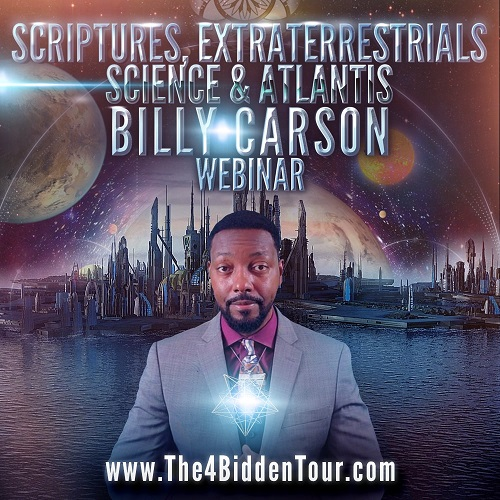 Billy Carson Scriptures Ets Atlantis
