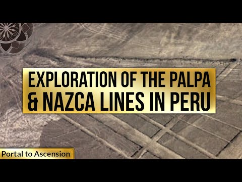 Palpa and Nazca Lines in Peru