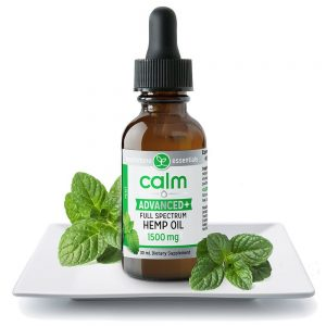 Calm Hemp Oil 1500mg W/ THC