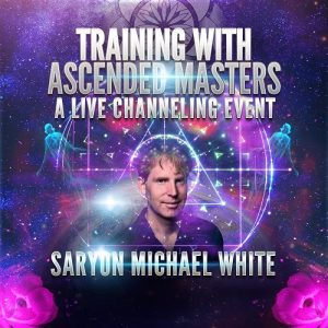 Saryon Michael White Ascended Masters