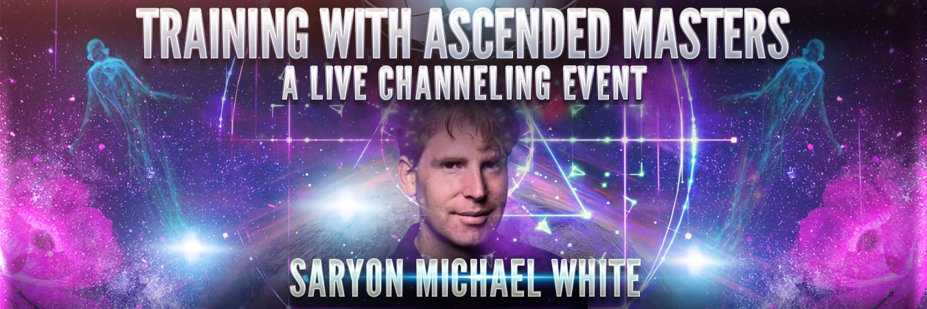 Training with Ascended Masters: A Live Channeling Event