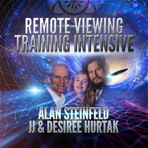 Alan Steinfeld & The Hurtaks: Remote Viewing Training (5 Hour Course)