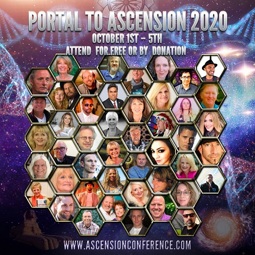 Portal to Ascension 2020 | 5 Day Online Summit