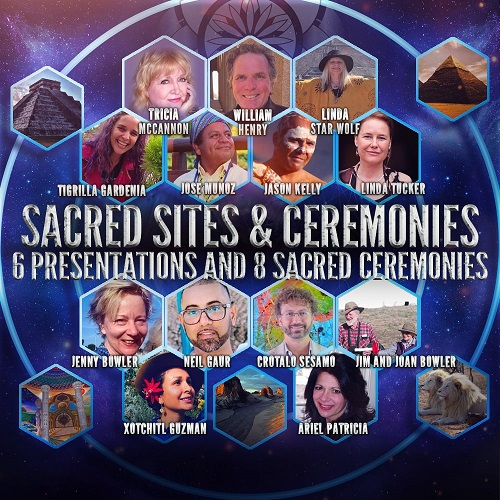 Sacred Sites & Ceremonies Online Conference