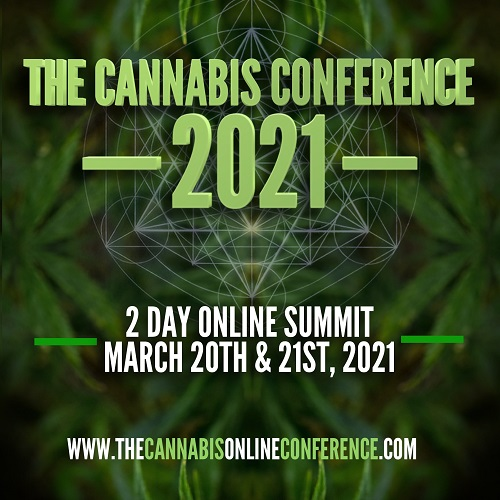 The Cannabis 2 Day Online Conference 2021