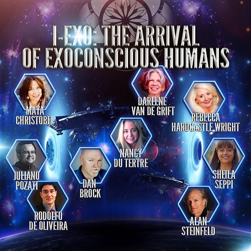 Institute for Exoconsciousness One-Day Conference