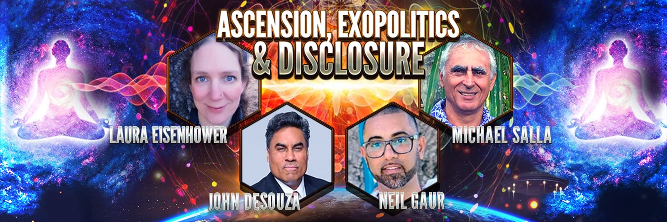 Ascension, Exopolitics & Disclosure 2021