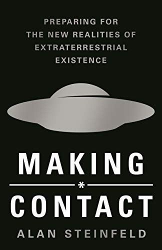 Making Contact UFO Panel