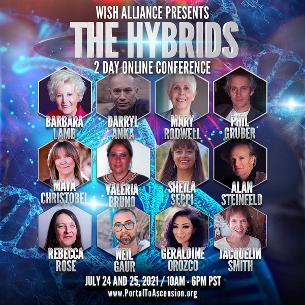 The Hybrids Online Conference