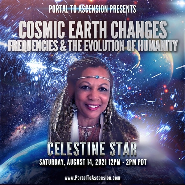 Celestine Star: Cosmic Earth Changes, Frequencies