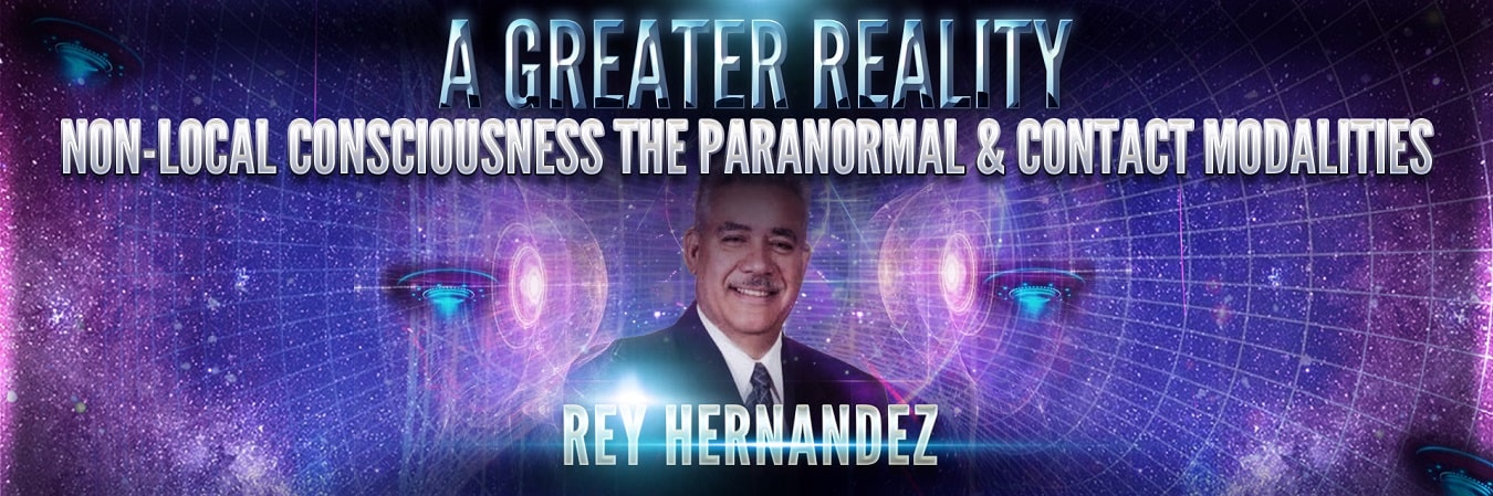 Rey Hernandez: A Greater Reality