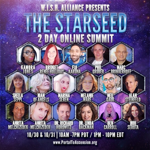 The Starseed Summit 2 Day Conference