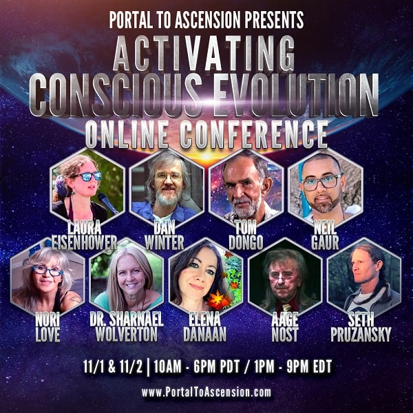 Activating Conscious Evolution Online Conference